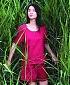 Pidżama podróżna egipska bawełna