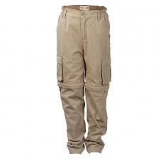 Spodnie dziecięce z odpinanymi nogawkami