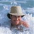 T4 Wide Curved Brim Hat - Tilley
