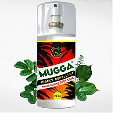 Repelent Mugga Spray Deet 50%