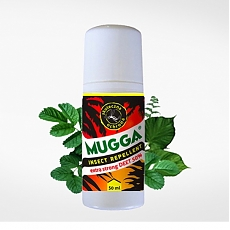 Repelent Mugga Roll-On Deet 50%