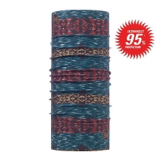 Chusta BUFF UV SHADE DEEPTEAL BLUE